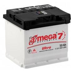 Аккумулятор A-Mega Ultra 6CT-50 Аз (0)