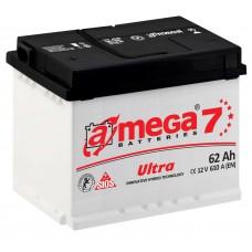 Аккумулятор A-Mega Ultra 6CT-62 Аз (0)