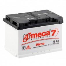 Аккумулятор A-Mega Ultra 6CT-75 Аз (0)