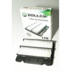 Фильтр воздушный Chevrolet Aveo (Zollex-210)