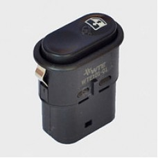 Блок управления стеклоподъемниками (на 2 кнопки) ВАЗ-2110 (WTE)