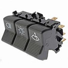 Блок выключателей (3шт.) ВАЗ-2101 (Китай)