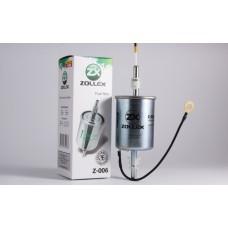 Фильтр топливный (застежка) ВАЗ-2112/Daewoo (Zolex-006)