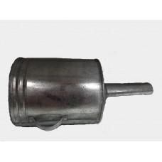 Воронка (для дизтоплива) (3 л., ведро трубка прямая) (Украина)