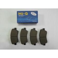 Колодка тормозная передняя (4 шт.) Hi-Q SP1400