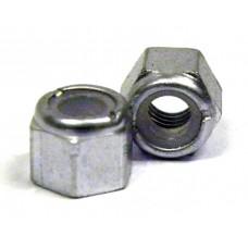 Гайка М5*1, 25 (самоконтрящаяся) карбюратора (БелЗАН)