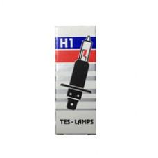 лампа галогенная 12V 55w H1 (Tes-Lamps)