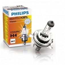 лампа галогенная Philips Premium +30% 12V 60/55w P43t-38 H4