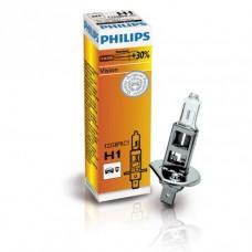 лампа галогенная Philips Vision +30 12v55w P14.5s H1