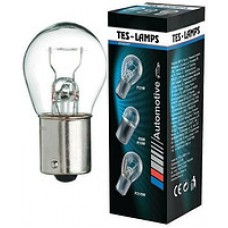 Лампа цокольная 1-контактная 12VP21WBAS15S (Tes-Lamps)