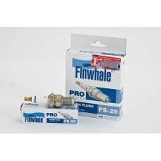 Свеча зажигания (4 шт.) Daewoo Sens (Finwhale-FS-29/503)