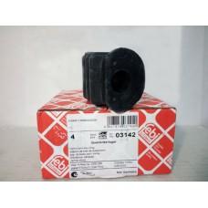 Сайлентблок рычага передней подвески задний Daewoo Lanos/Sens (Febi-03142)