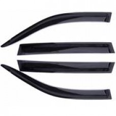 Дефлекторы боковых стекол (4 шт.) ВАЗ-2105-07 (Azard)