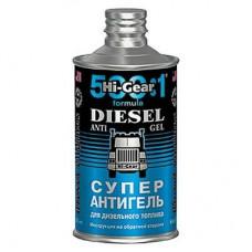 Антигель в дизельное топливо HG3426, 325 мл.