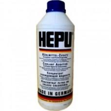 Антифриз 'Hepu G11' (концентрат синий), 1, 5кг.